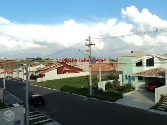 Residência Em Condomínio Fechado - Imóveis Para Venda - Hortolândia - Sp - Centro - Cd009