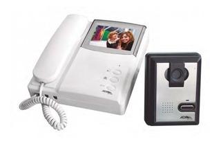 Video Portero A Color Ad-1095 Seguridad Hogar Adir