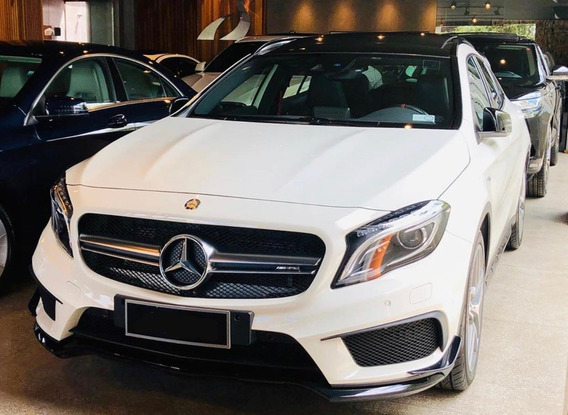 Mercedes-benz Classe Gla 2.0 Amg 4matic 5p 2017