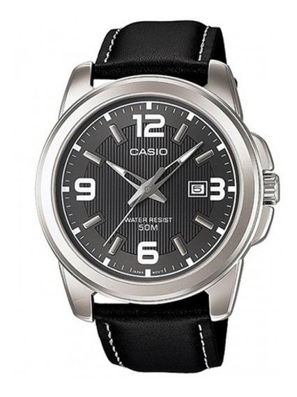 Reloj Casio Hombre Negro Mtp-1314l-8avdf