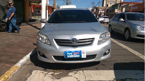 Toyota Corolla 2010 1.816v Xei Flex Aut - Esquina Automoveis