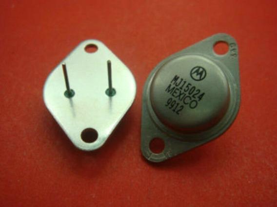 Transistor Mj15024 Novo Marca M