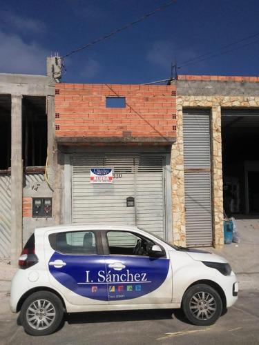 Salão Comercial Para Locação Em Itaquaquecetuba, Parque Novo Horizonte, 1 Banheiro - 200915a_1-1635928