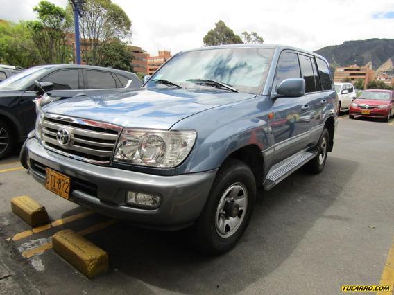 Toyota Sahara Blindado Uzj100 4.700 Cc