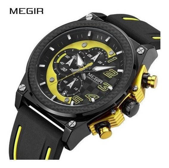Relógio Masculino Megir 2051