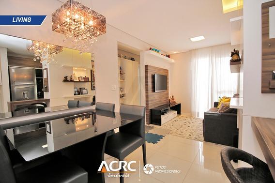 Acrc Imóveis - Apartamento Mobiliado Para Venda No Bairro Itoupava Seca - Ap03014 - 34581130