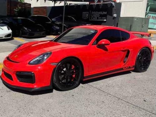 Imagen 1 de 15 de Porsche Cayman Gt4