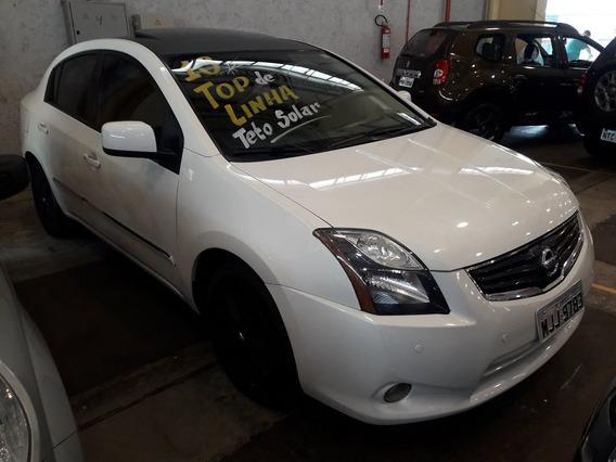 Nissan Sentra 2.0 16v Flex 4p Automático 2012/2013