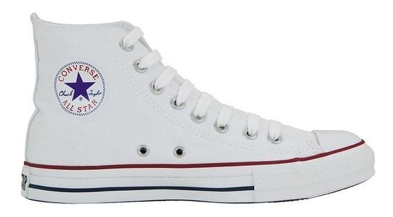 Zapatillas Converse Chuck Taylor All Star Core Hi White-1569
