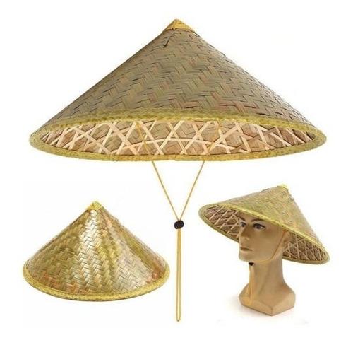 Sombrero Chino Impermeable Asiático  Precio Introducción