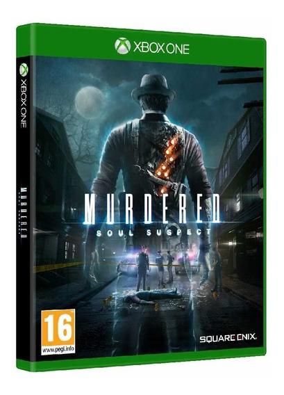 Jogo Murdered Soul Suspect Xbox One