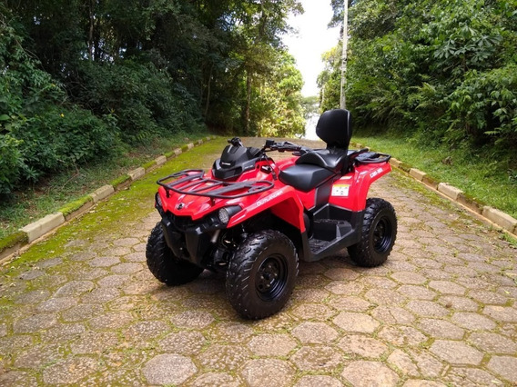 Quadriciclo Can Am Outlander 570 Max ( Automático )