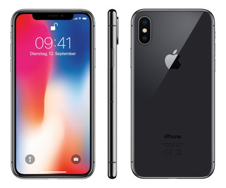 iPhone X 64gb Libre 100% Sellado Envio Gratis Garantia Total