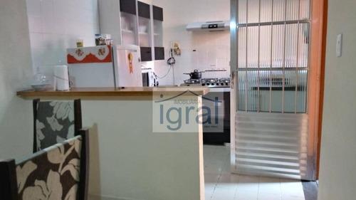 Imagem 1 de 24 de Sobrado Com 2 Dormitórios, 140 M² - Venda Por R$ 690.000,00 Ou Aluguel Por R$ 3.000,00/mês - Vila Do Encontro - São Paulo/sp - So0117