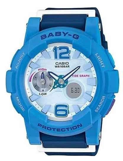 Relógio Casio Baby-g Bga-180-2b3dr