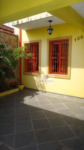 Sobrado Residencial À Venda, Parque Suzano, Suzano. - So0082