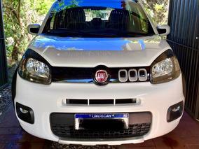 Fiat Uno Evo Way Extra Full, Único Dueño, Muy Cuidado