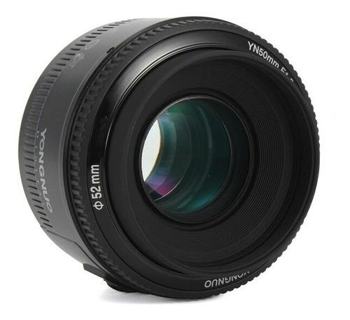 Imagem 1 de 5 de Lente Ef 50mm F1.8 Yongnuo Para Canon