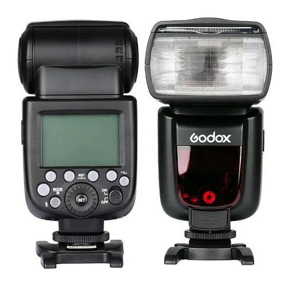 Flash Speedlight Godox Tt585 Nikon (ttl/hss)