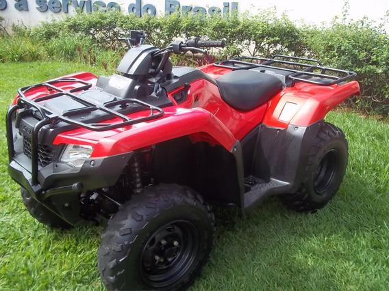 Quadriciclo Honda Fourtrax 420 4x4 Faço Entrega