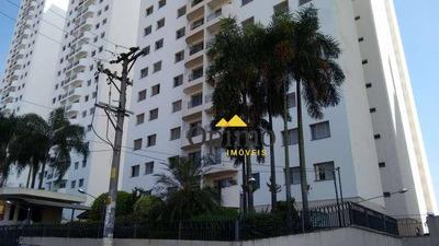 Apartamento Com 2 Dormitórios Para Alugar, 65 M² Por R$ 1.700/mês - Jardim Marajoara - São Paulo/sp - Ap2112