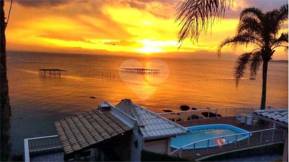 Casa Beira Mar, Praia Semi-particular E Uma Espetacular Vista - 29-im310674