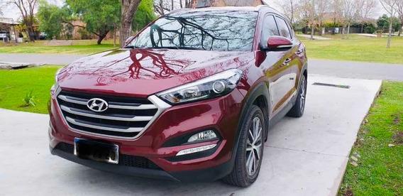 Hyundai Tucson 2.0 16v C/cuero