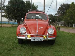 Volkswagen Vw Fusca 1200cc 1961.