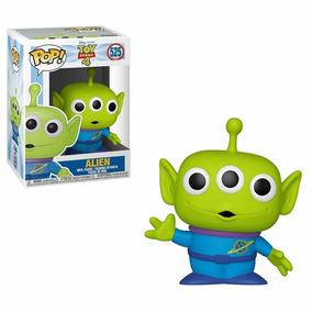 Boneco Funko Pop Disney Alien #525 Toy Story 4 - Original