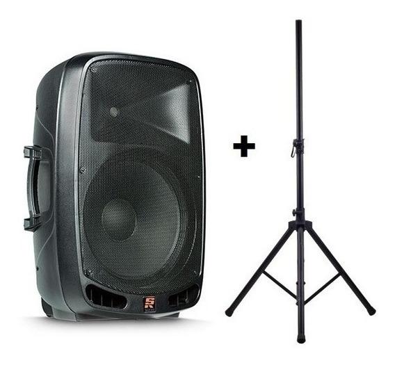 Caixa Ativa Staner Ps1501 Bluetooth/fm + Tripe Tipo Sr315a