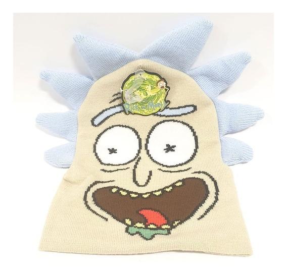 Rick Y Morty Beanie Rick Sanchez Gorra Bioworld Nueva Unisex