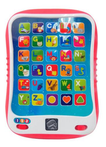 I-fun Pad Tablet Con Actividades Winfun 2271-34