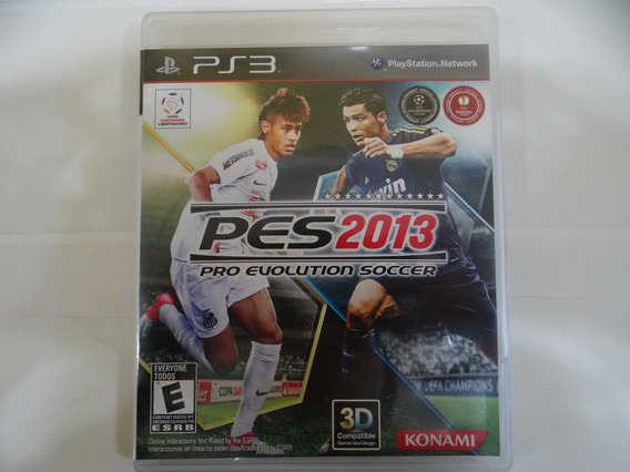 Pes 2013 - Ps3 - Completo!