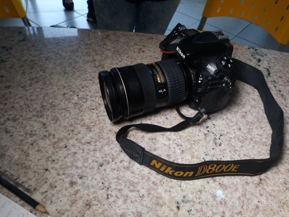 D800e, Lente 24-70 Nikon 2.8. 199 Mil Clicks