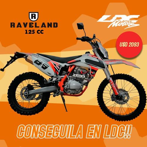 Moto Cross Raveland Xb88 - 125 Cc