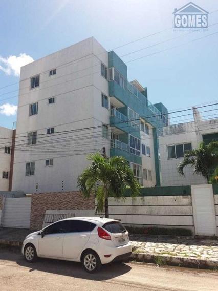 Apartamento Para Vender, Intermares, Cabedelo, Pb - 25090