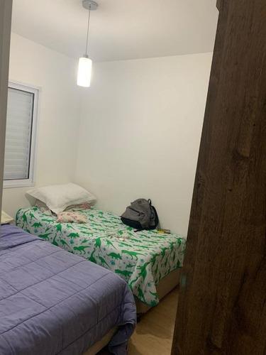 Imagem 1 de 8 de Apartamento Residencial Em Jundiai - Sp, Vila Nambi - Ap02140