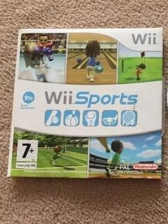 Juego Wii Sports Original