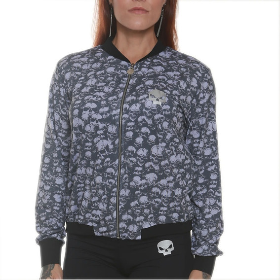Moletom / Blusa Feminina - Black Skull Clothing