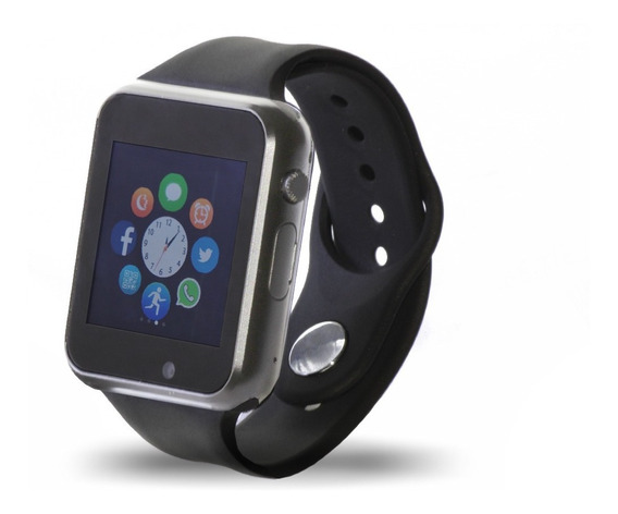 Reloj Smart Watch Bluetooth Sim Touch Musica /e