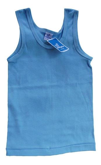 Franelilla Camiseta Unicolor Niño Unisex Ovejita Original