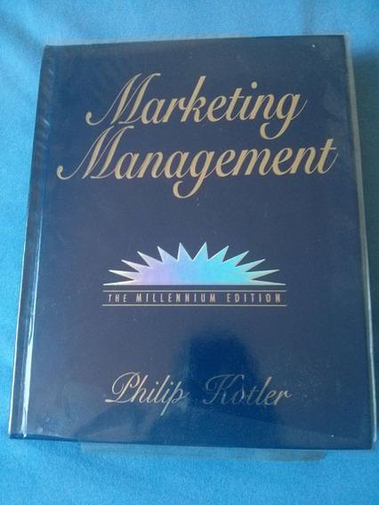 Philip Kotler Marketing Management Em Inglês Edição Milenium