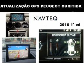 Atualização 2016 Gps Wipnav Peugeot /408/3008/308cc/rcz