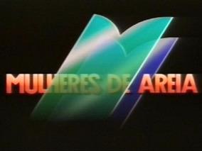 Novela Mulheres De Areia - 68 Dvds
