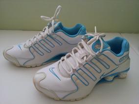 Tenis Nike Shox Nz 36 Feminino Quase Sem Uso