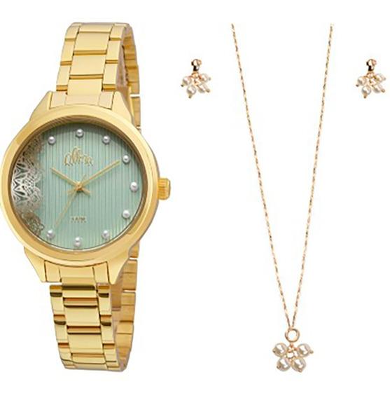 Relógio Allora Feminino Al2035fgj/k4z