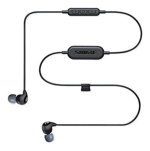 Auriculares Inalambricos Con Aislamiento De Sonido Shure Se