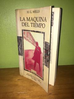 Libro, La Máquina Del Tiempo De H.g Wells.
