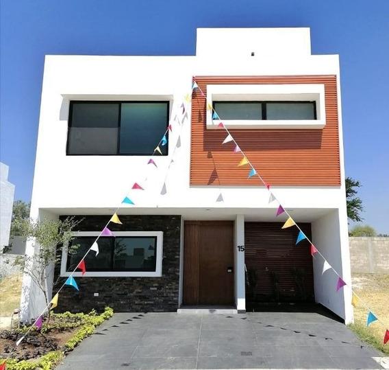 Excelente Casa En Excelente Zona Parques Del Tepeyac