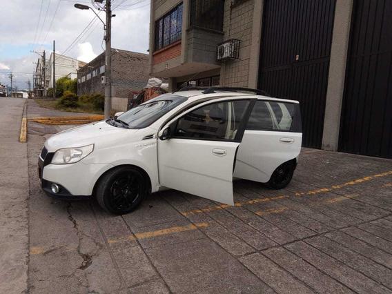 Chevrolet Aveo Adventure